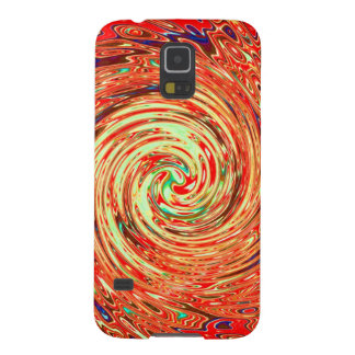 W Spiral Galaxy S5 Covers