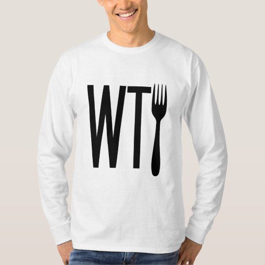 W.T. Fork Long Sleeve T-Shirt