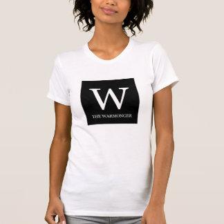 W- THE WARMONGER T SHIRT