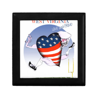 w virginia loud and proud,tony fernandes gift box