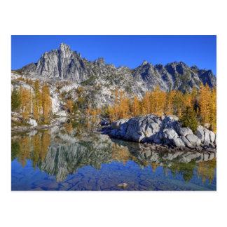 WA, Alpine Lakes Wilderness, Enchantment 7 Postcard