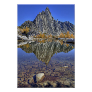 WA, Alpine Lakes Wilderness, Enchantment Poster