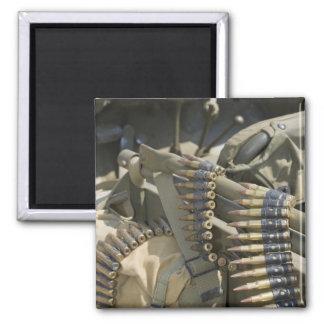 WA, Arlington, Arlington Fly-in, World War II 2 Square Magnet