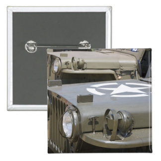 WA, Arlington, Arlington Fly-in, World War II 4 15 Cm Square Badge