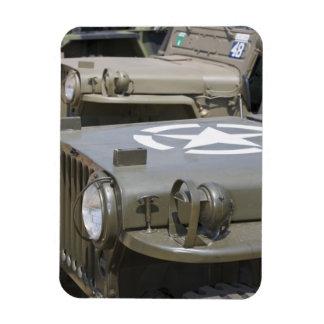 WA, Arlington, Arlington Fly-in, World War II 4 Rectangular Photo Magnet