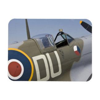 WA, Arlington, Arlington Fly-in, World War II 5 Rectangular Photo Magnet