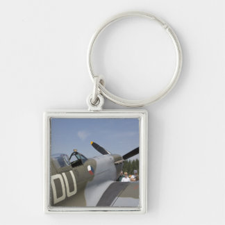 WA, Arlington, Arlington Fly-in, World War II 6 Key Ring