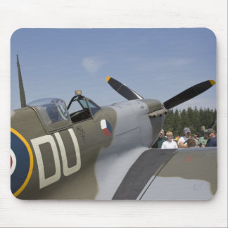 WA, Arlington, Arlington Fly-in, World War II 6 Mouse Mat