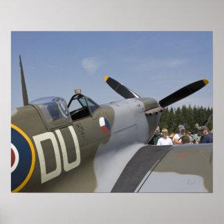 WA, Arlington, Arlington Fly-in, World War II 6 Poster