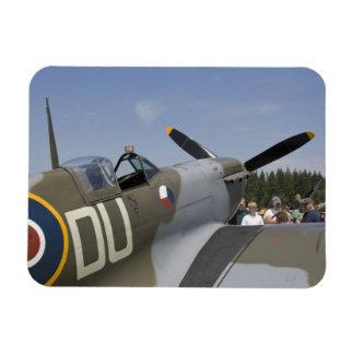 WA, Arlington, Arlington Fly-in, World War II 6 Rectangular Photo Magnet