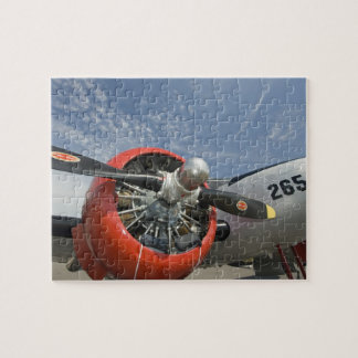 WA, Arlington, Arlington Fly-in, World War II 7 Jigsaw Puzzle