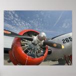 WA, Arlington, Arlington Fly-in, World War II 7 Poster