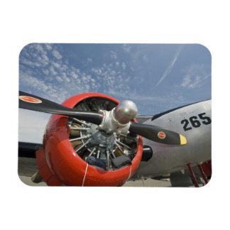 WA, Arlington, Arlington Fly-in, World War II 7 Rectangular Photo Magnet