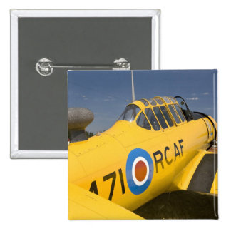 WA, Arlington, Arlington Fly-in, World War II 15 Cm Square Badge