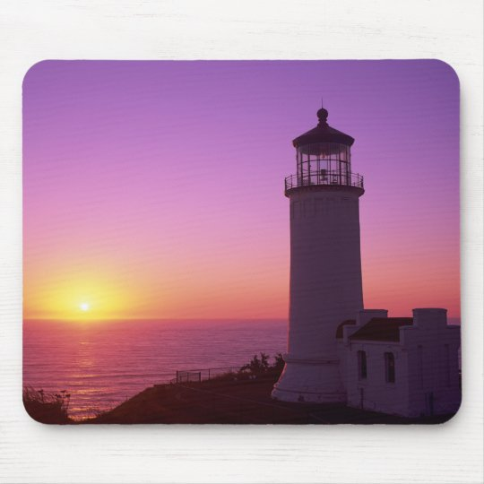 WA, Cape Disappointment State Park, North Head 2 Mouse Mat