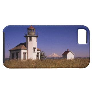 WA, Maury Island, Point Robinson Lighthouse, iPhone 5 Case