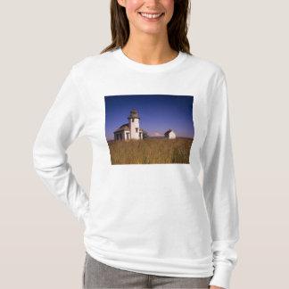 WA, Maury Island, Point Robinson Lighthouse, T-Shirt