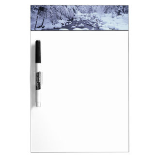 WA, Mount Baker-Snoqualmie National Forest, Dry Erase Board