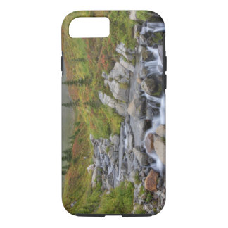 WA, Mt. Rainier National Park, Edith Creek iPhone 8/7 Case