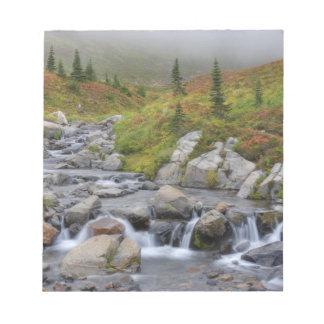 WA, Mt. Rainier National Park, Edith Creek Notepads