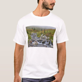 WA, Mt. Rainier National Park, Edith Creek T-Shirt