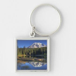 WA, Mt. Rainier National Park, Mt. Rainier Keychain