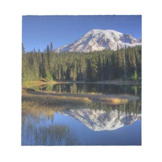 WA, Mt. Rainier National Park, Mt. Rainier Notepad