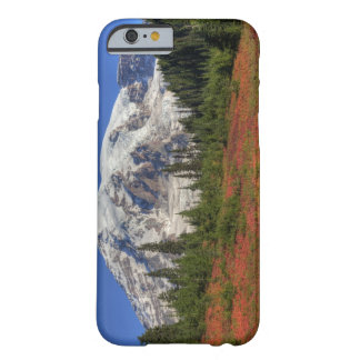 WA, Mt. Rainier National Park, Paradise Valley Barely There iPhone 6 Case