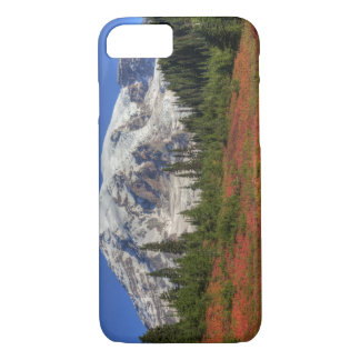 WA, Mt. Rainier National Park, Paradise Valley iPhone 8/7 Case