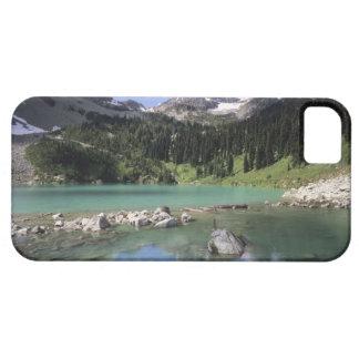 WA, Okanogan NF, Lewis Lake and Black Peak Case For The iPhone 5