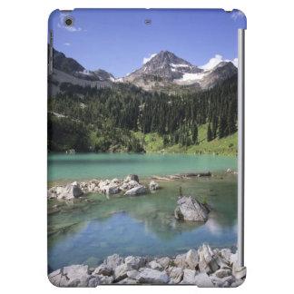 WA, Okanogan NF, Lewis Lake and Black Peak iPad Air Cover