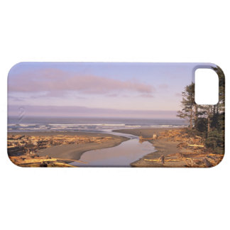 WA, Olympic NP, Kalaloch Beach and Kalaloch iPhone 5 Cover