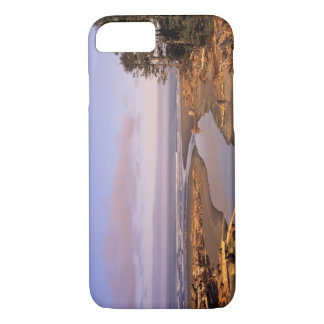 WA, Olympic NP, Kalaloch Beach and Kalaloch iPhone 8/7 Case