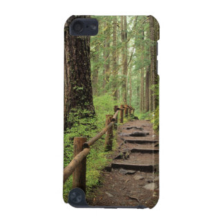 WA, Olympic NP, Sol Duc Valley, rainforest iPod Touch (5th Generation) Covers