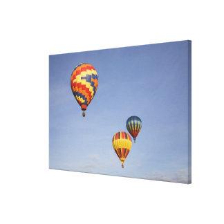 WA, Prosser, The Great Prosser Balloon Rally, 2 Canvas Print