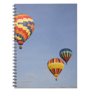 WA, Prosser, The Great Prosser Balloon Rally, 2 Notebook