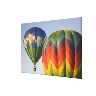 WA, Prosser, The Great Prosser Balloon Rally, Canvas Print