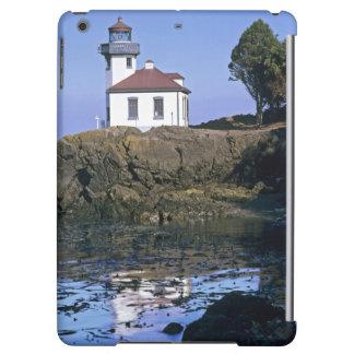 WA, San Juan Island, Lime Kiln lighthouse