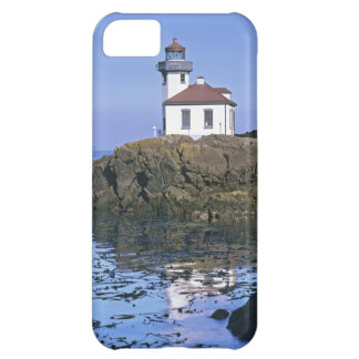 WA, San Juan Island, Lime Kiln lighthouse iPhone 5C Case