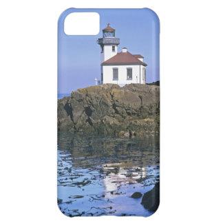 WA, San Juan Island, Lime Kiln lighthouse iPhone 5C Case