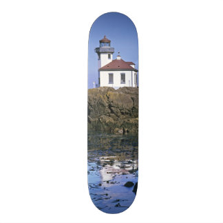 WA, San Juan Island, Lime Kiln lighthouse Skate Decks