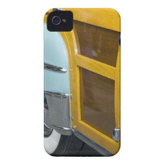 WA, Seattle, classic American automobile. 2 iPhone 4 Case-Mate Case