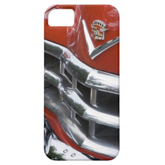 WA, Seattle, classic American automobile. 4 iPhone 5 Case