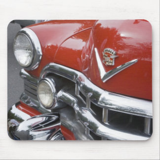 WA, Seattle, classic American automobile. Mouse Mat