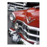 WA, Seattle, classic American automobile. Post Card