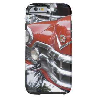 WA, Seattle, classic American automobile. Tough iPhone 6 Case