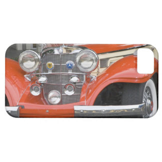 WA, Seattle, classic German automobile. 2 iPhone 5 Cases