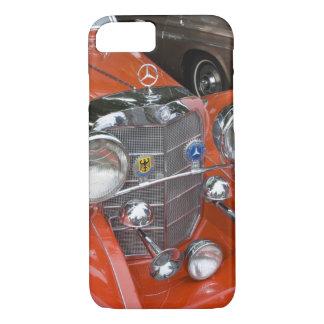 WA, Seattle, classic German automobile. iPhone 7 Case