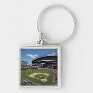 WA, Seattle, Safeco Field, Mariners baseball Keychains
