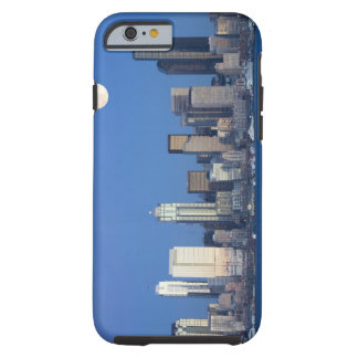 WA, Seattle, Seattle skyline and Elliott Bay 2 Tough iPhone 6 Case